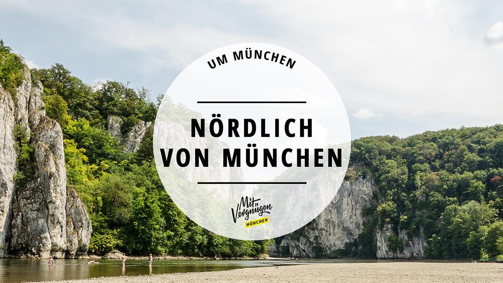 Ausflug nördlich von München