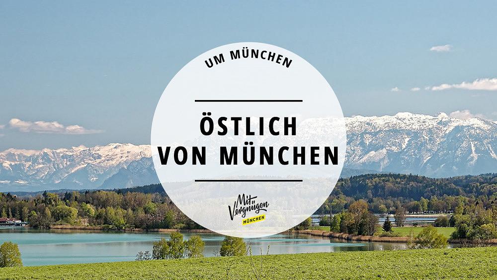 Ausflug östlich von München II