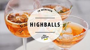 Drinks & More Koop Highballs