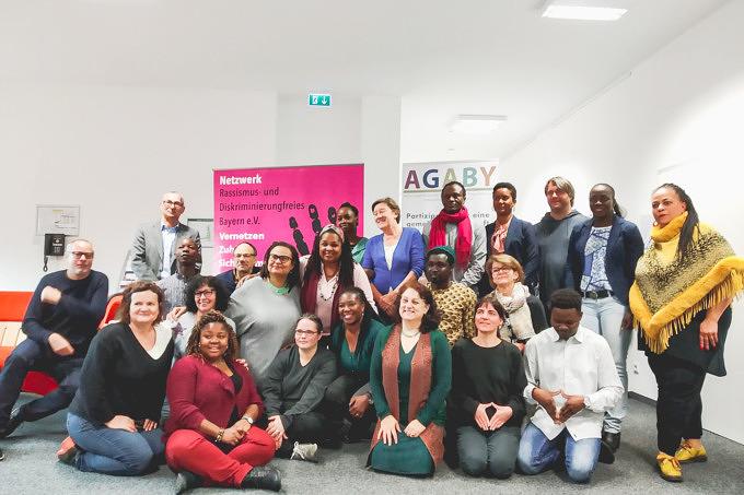 Netzwerk Rassismus- und Diskriminierungsfreies Bayern
