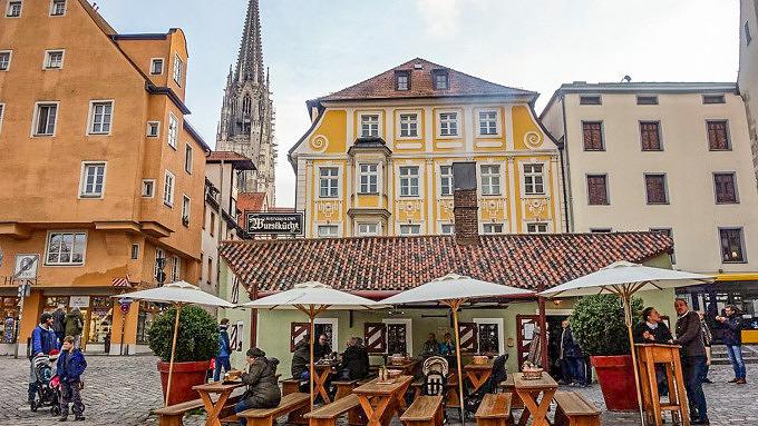 Plattenladen Regensburg
