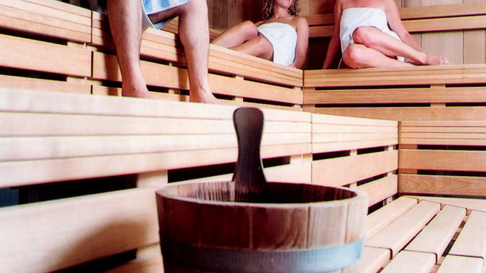 michaelibad sauna
