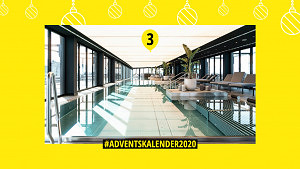 Adventsvergnügen Adventskalender Andaz Spa