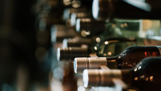Wein Weinregal