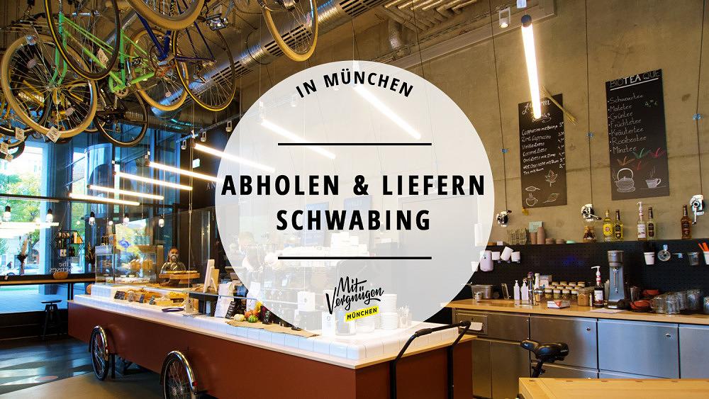 Schwabing Take Away Bicicletta