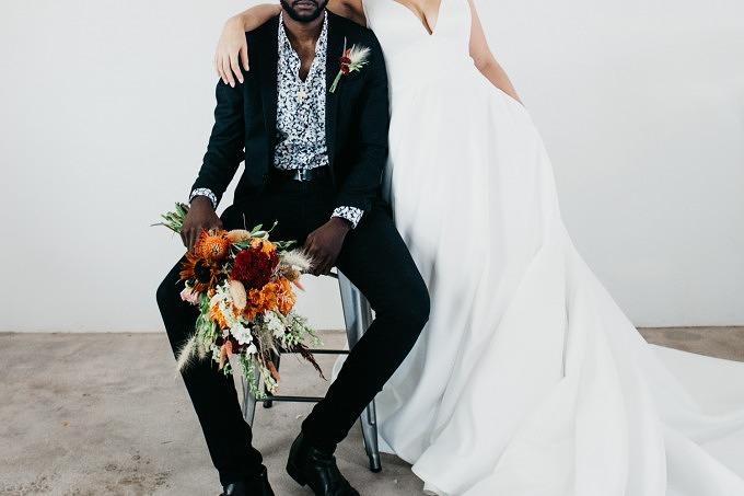 Hochzeit Outfit Schick