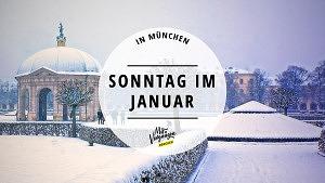 Sonntag im Januar