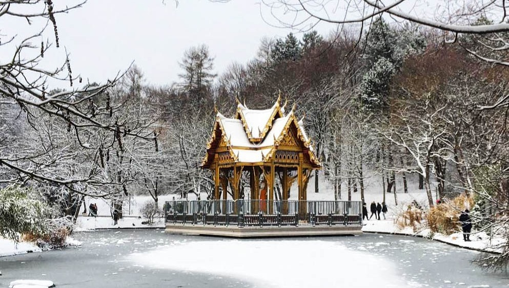 Winter Westpark
