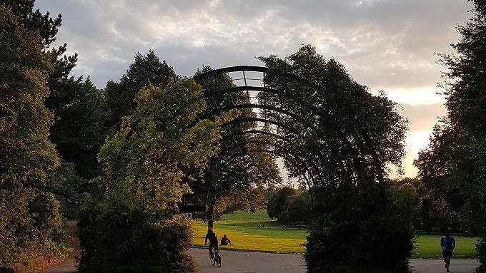 Westpark Brücke
