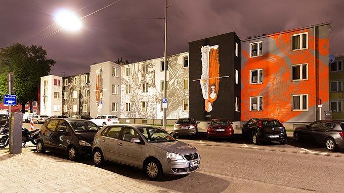 CYRCLE Mural Westend