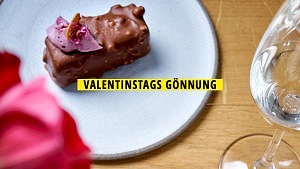 Valentinstag Food