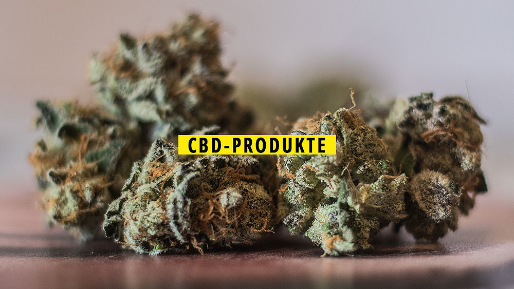 CBD-Produkte