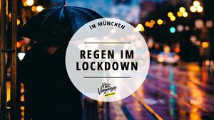 Regen im Lockdown