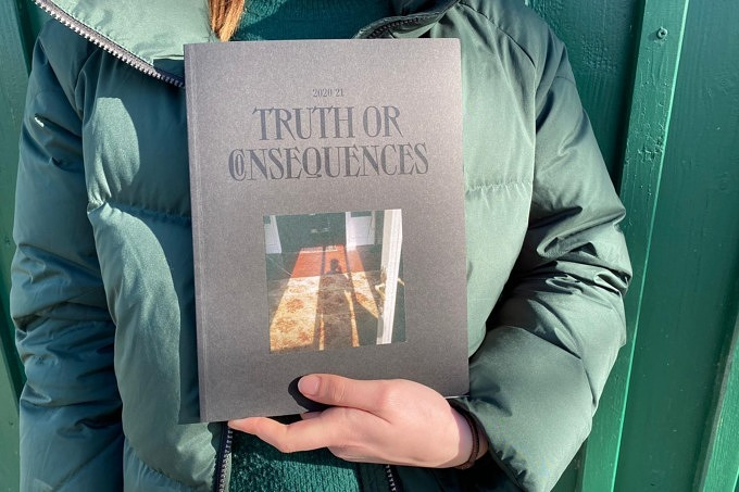Truth or Consequences Magazin