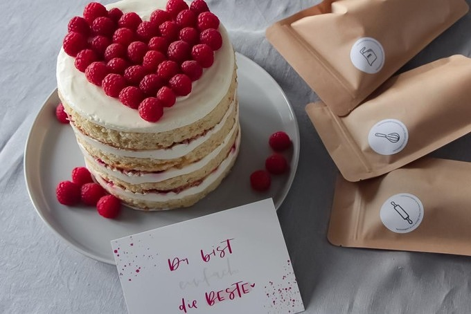 Bake and Nourish