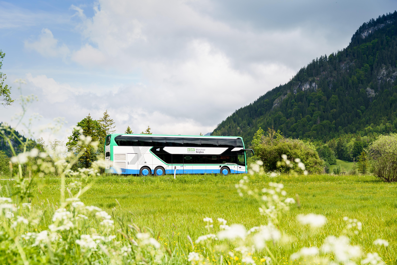 Münchner Bergbus