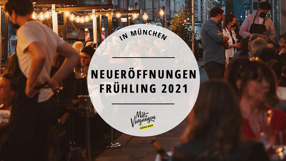 Neueröffnungen Frühling 2021
