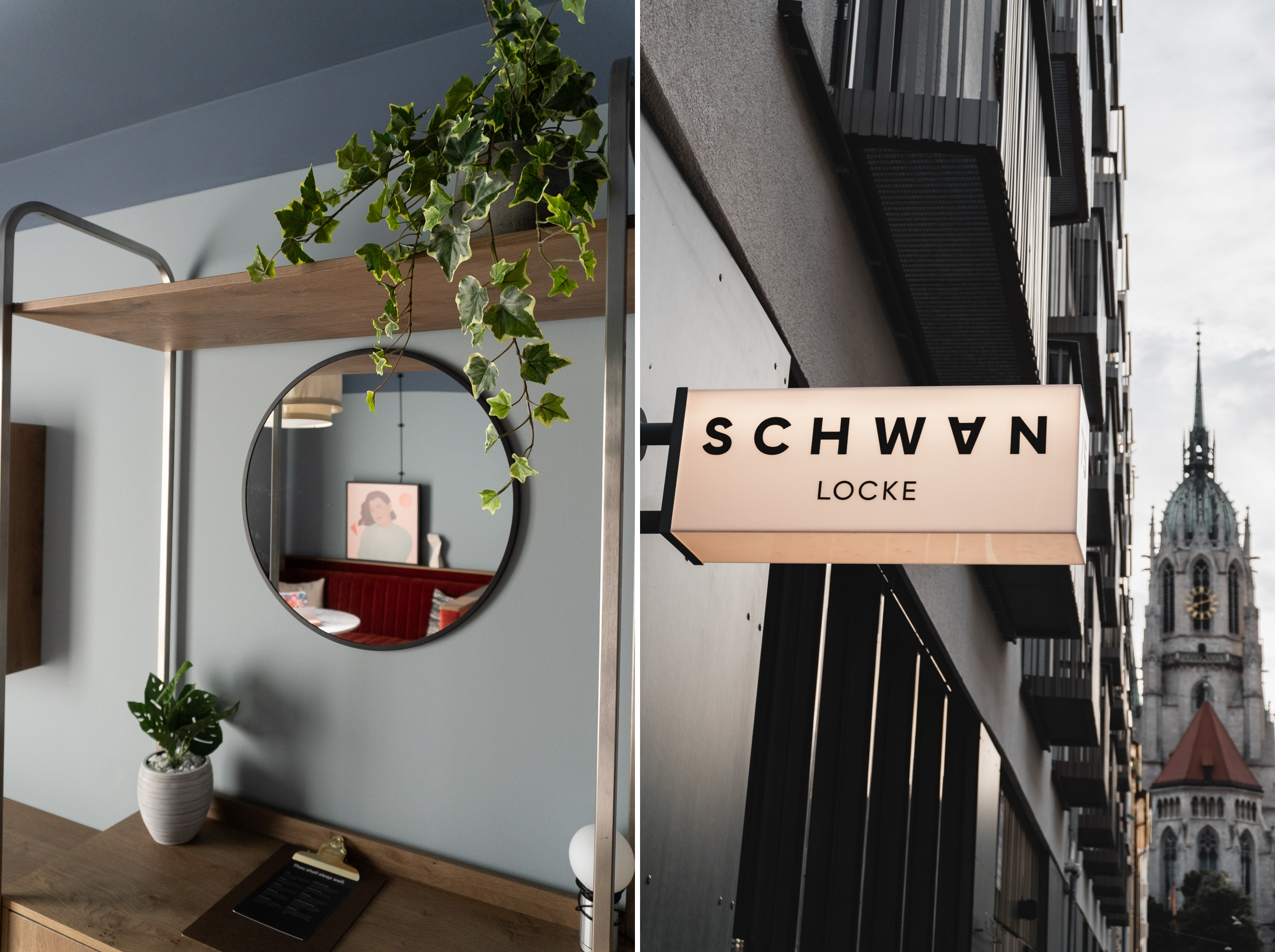 Schwan Locke Hotel