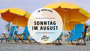 Sonntag im August