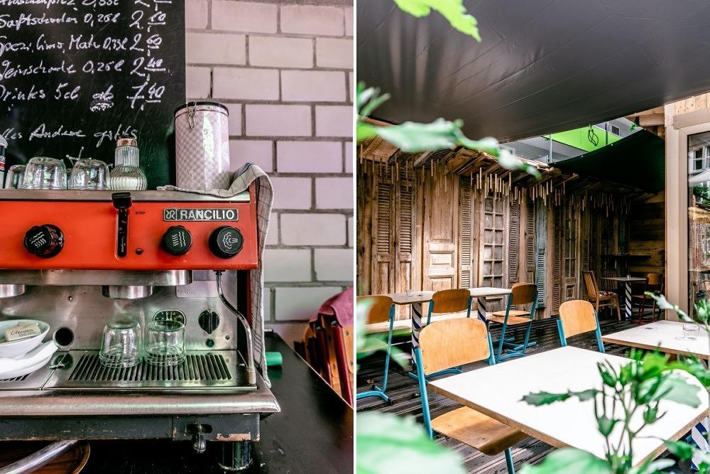 Café Kosmos Terrasse