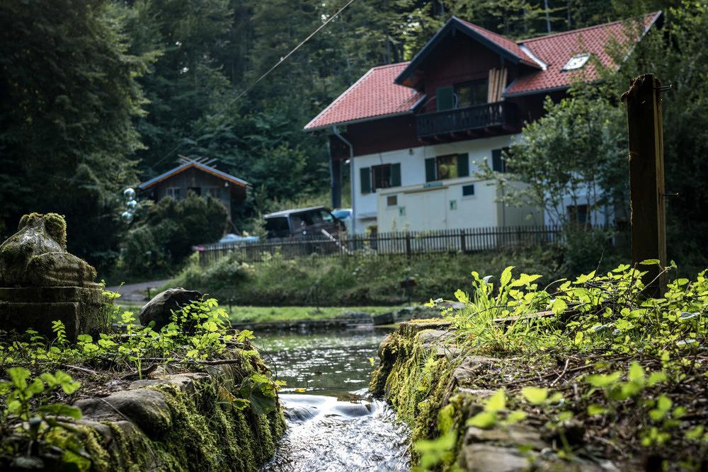 Waldschlucht Bad Kohlgrub