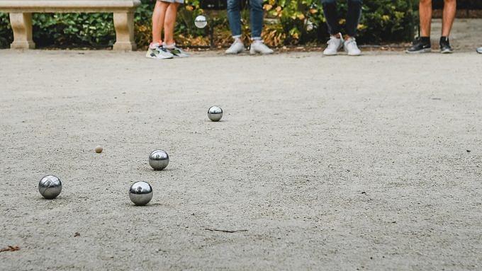 Boule Pétanque Spielen