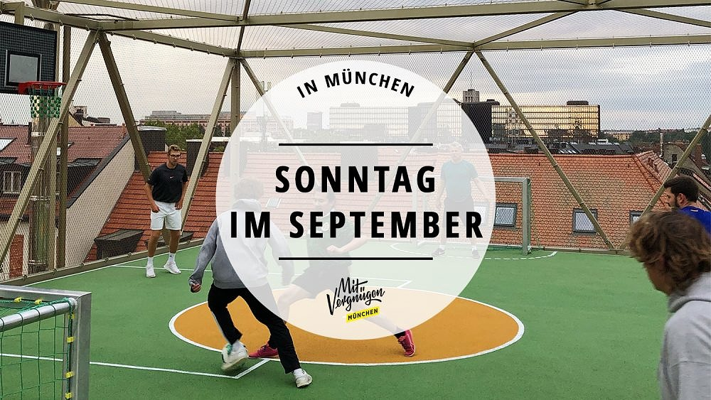 Sonntag im September 2021