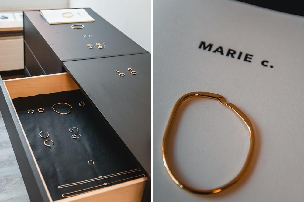 Marie c. Showroom
